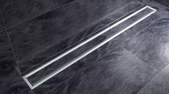 caniveaux de sol pour douche italienne