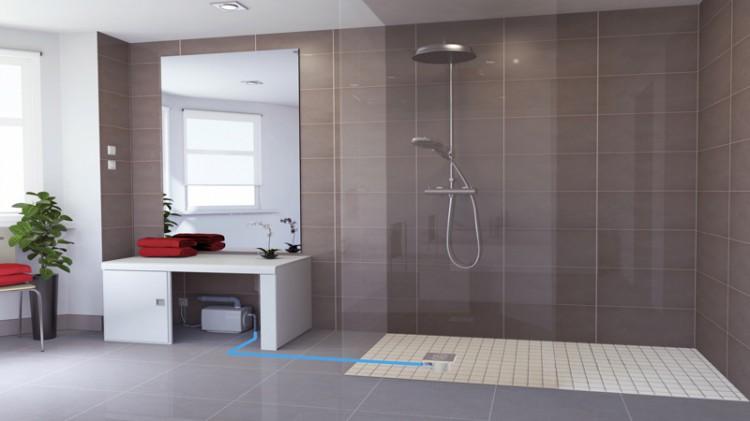 comment installer un receveur de douche italienne. Black Bedroom Furniture Sets. Home Design Ideas